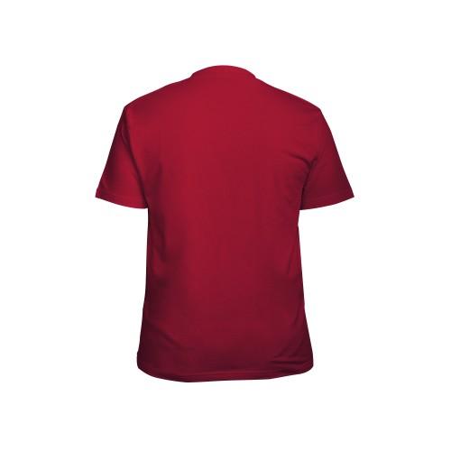 футболка мужская бордо