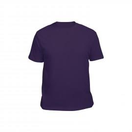 футболка мужская фиолетовая