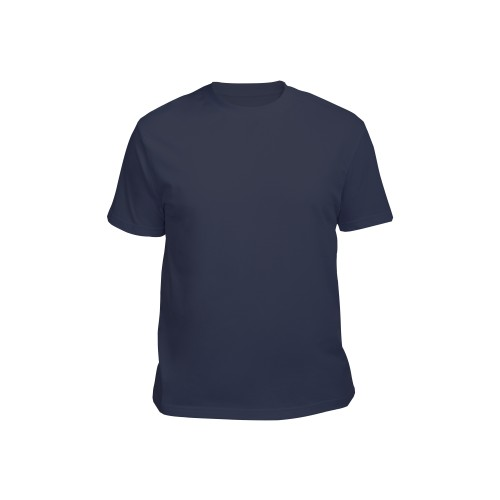 Футболка мужская темно-синяя