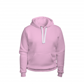 Толстовка мужская розовая