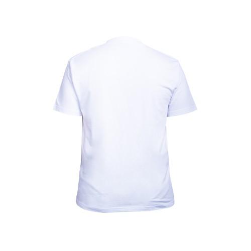 футболка мужская белая