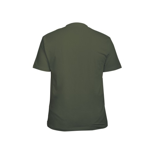 футболка мужская хаки