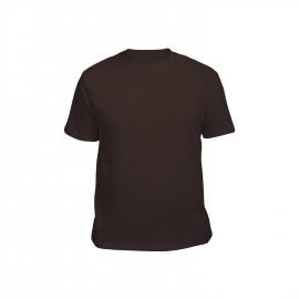 футболка мужская коричневая