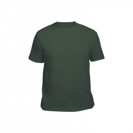 футболка мужская темно-зеленая