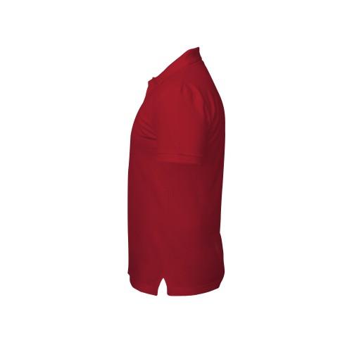 рубашка-поло мужская бордо