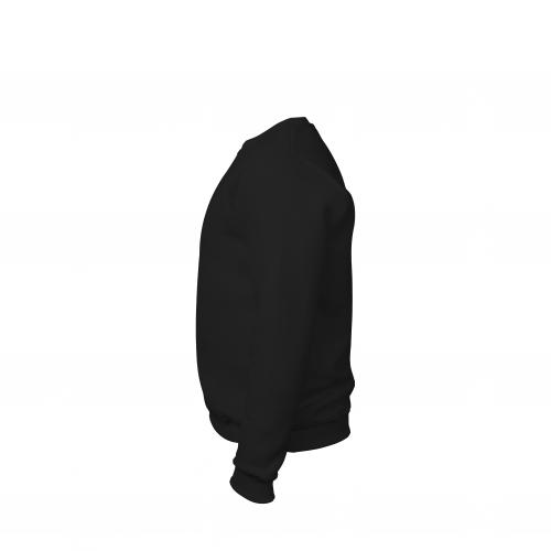 свитшот мужской черный