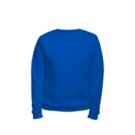 свитшот мужской синий