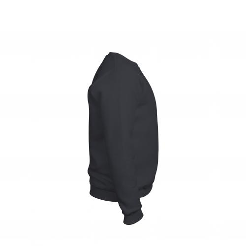 Свитшот мужской темно-серый